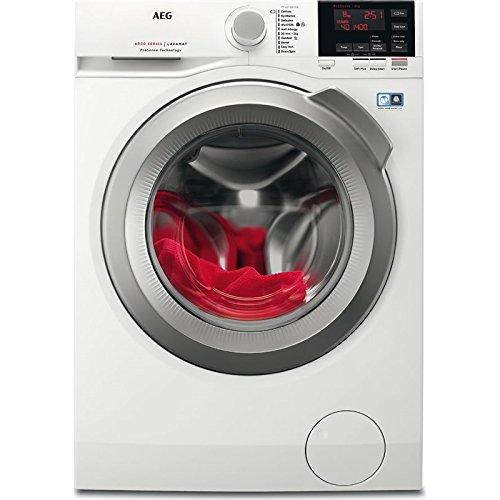 AEG L6FBG942R 6000Series 9kg 1400rpm Freestanding Washing Machine-White