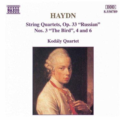String Quartet No. 33 in D major, Op. 33, No. 6, Hob.III:42: I. Vivace assai