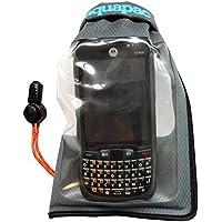 Aquapac Custodia impermeabile per telefoni (grigia, piccola,