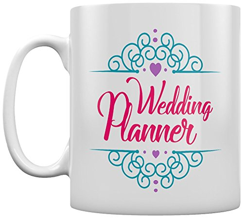 Tasse Wedding Planner blanc
