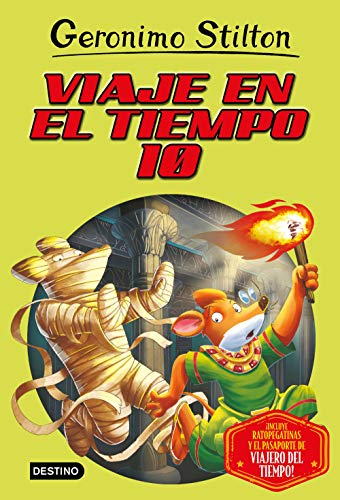Viaje en el tiempo 10 (Libros especiales de Geronimo Stilton ...