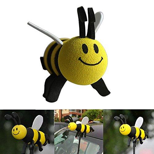 Preisvergleich Produktbild Twinkling Stars Antennenaufsatz fürs Auto, Autodekoration, in Ballform, Material: Ethylenvinylacetat (EVA)