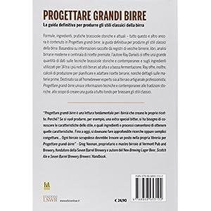 Progettare Grandi Birre Ebook