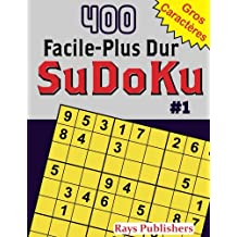 400 Facile-Plus Dur SuDoKu #1
