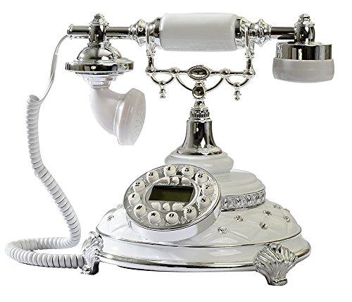 Antiguo Retro De Teléfono -DiseñO Antiguo Resina ,Home Decor