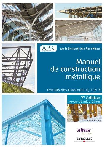Manuel de construction mtallique