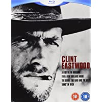 Clint Eastwood - 4-Film Collection