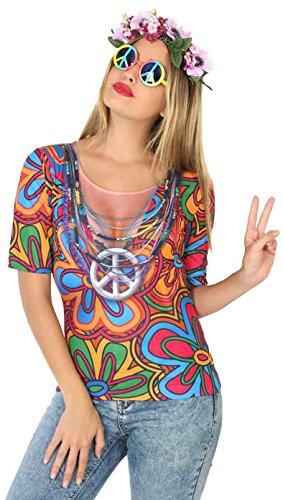 ATOSA 30823 Kostüm Zubehör, Damen, mehrfarbig, Größe XS-S