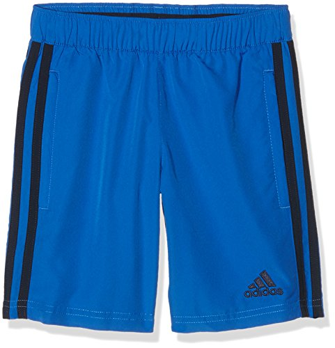 adidas Kinder Condivo 16 Woven Youth Trainingshorts, blau, 164, AB3125