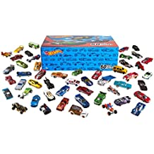 Hot Wheels - Pack de 50 vehículos