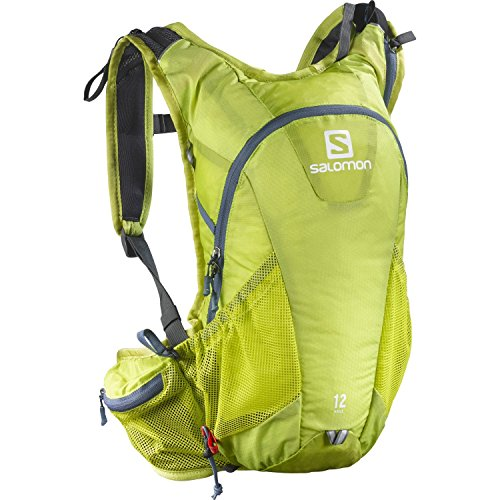 Imagen de salomon agile 12 , unisex adulto, verde lime punch , talla única alternativa