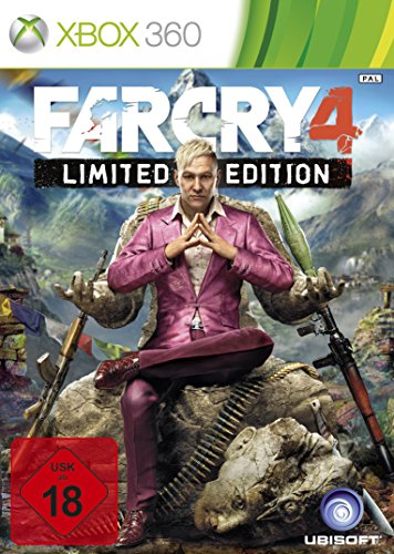 360 Xbox Jagd-video-spiele (Far Cry 4 - Limited Edition - [Xbox 360])