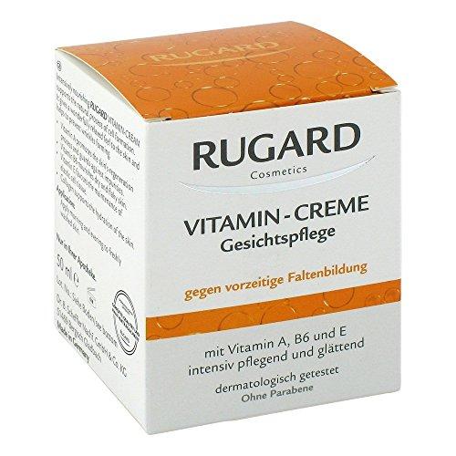 RUGARD Vitamin Creme Gesichtspflege 50 ml