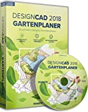FRANZIS DesignCAD 2018 Gartenplaner Software|2018 Gartenplaner|3 Geräte|-|Für Windows PC|Disc|Disc