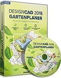 FRANZIS DesignCAD 2018 Gartenplaner Software|2018 Gartenplaner|3 Ger�te|-|F�r Windows PC|Disc|Disc Bild