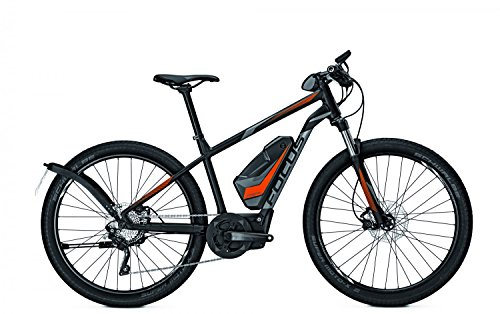 E-Bike Focus Jarifa Speed 10G E-Mountainbike 17Ah 36V 27,5' schnelles Ebike bis 45 km/h