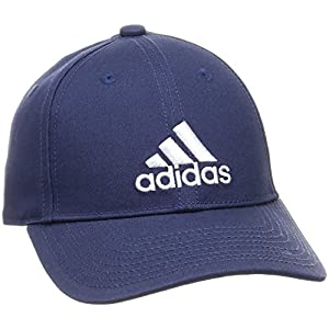 51Ml3YshnSL. SS300 adidas 6P cap Cotton Berretto per Tennis per Uomo