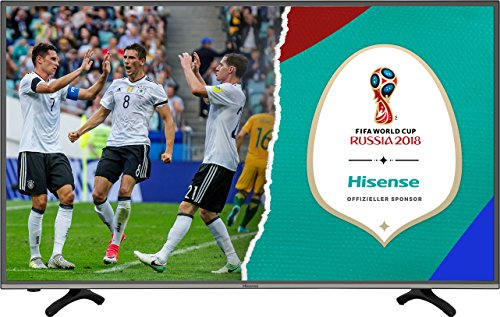 Hisense H43M3000 43' 4K Ultra HD Smart TV Wi-Fi Black LED TV - LED TVs (109.2 cm (43'), 3840 x 2160 pixels, 4K Ultra HD, Smart TV, Wi-Fi, Black)