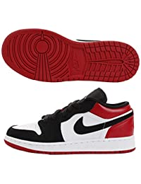 timeless design 3f319 53e8f Nike Air Jordan 1 Low (GS), Scarpe da Basket Unisex – Bambini