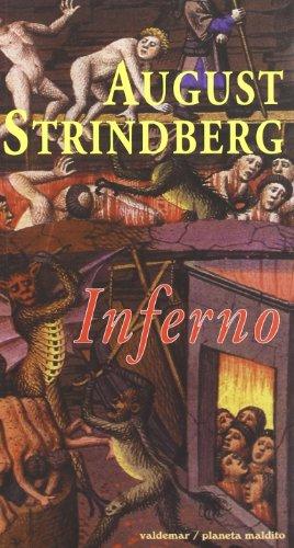 Inferno (Planeta maldito) por August Strindberg