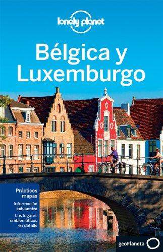 Bélgica y Luxemburgo 2 (Guías de País Lonely Planet)