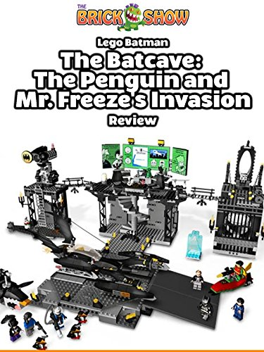 Review: Lego Batman The Batcave: The Penguin and Mr. Freeze's Invasion Review [OV]