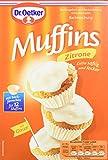 Dr. Oetker Muffins Zitrone, 4er Pack (4 x 415 g)