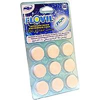 Flovil - Clarificador para piscina (9 pastillas)
