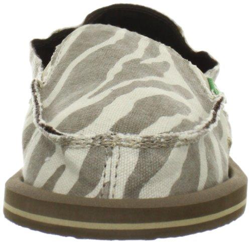 Sanuk - Sandali  donna Beige (Zebra Natural)