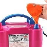 Amzdeal® Pompa elettronica per gonfiaggio palloncini. Ideale per feste e cerimonie Potenza ...