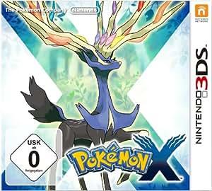 Pokémon X: Nintendo 3DS