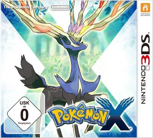 Pokémon X [Importación Alemana]