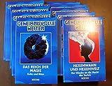 Geheimnisvolle Welten. 10 verschiedene Titel a 6 Expl - Walter-Jörg Langbein
