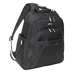 Travelon Checkpoint Friendly Black Laptop Backpack