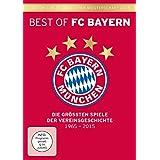 Best of FC Bayern München - Die größten Spiele der Vereinsgeschichte (6-DVD-Box) Edition zur 25. Deutschen Meisterschaft 2015