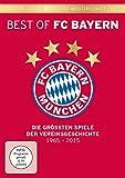 Best of FC Bayern München - Die größten Spiele der Vereinsgeschichte (6-DVD-Box) Edition zur 25. Deutschen Meisterschaft 2015 - -
