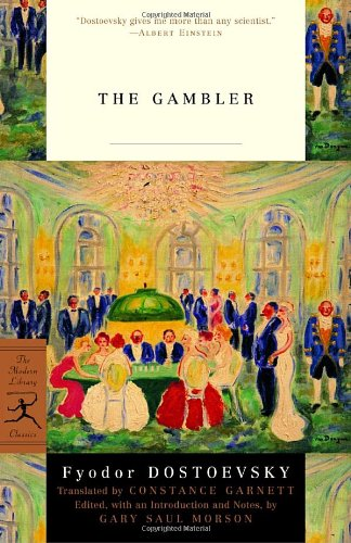 The Gambler (Modern Library Classics)