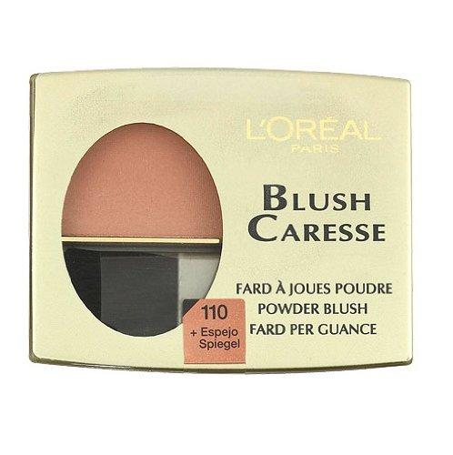 L'Oréal Paris Blush Caresse Fard à Joues Mat 110 Pêche
