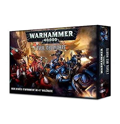 Games Workshop L'Éveil des Morts WTD-01 - Warhammer 40,000 - Français