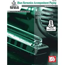 David Barrett: Blues Harmonica Accompaniment Playing (Book/Online Audio) +Telechargement
