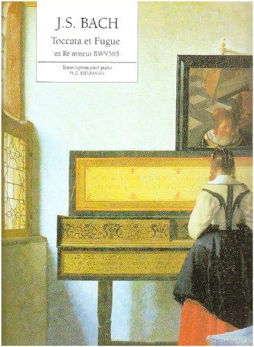 Toccata et Fugue en ré min. BWV565