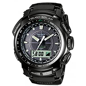 Casio Herren-Armbanduhr Pro Trek Analog-Digital Quarz PRW-5100-1ER