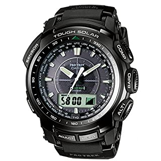 Casio Pro Trek Men's Watch PRW-5100-1ER (B004OYUNVY) | Amazon price tracker / tracking, Amazon price history charts, Amazon price watches, Amazon price drop alerts