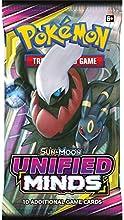 Pokémon 170-81568 Pokemon-Sun & Moon 11: Unified Minds-Booster Packet