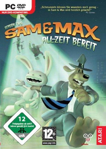 Sam + Max: Season 2 - All-Zeit bereit