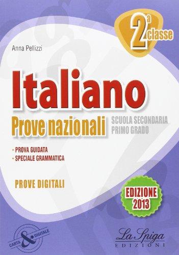 Italiano. Prove nazionali. Per la Scuola media. Con espansione online: 2