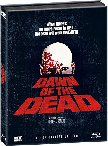 Zombie - Dawn of the Dead - Mediabook auf 666 Stück limitiert [4 Blu-ray]