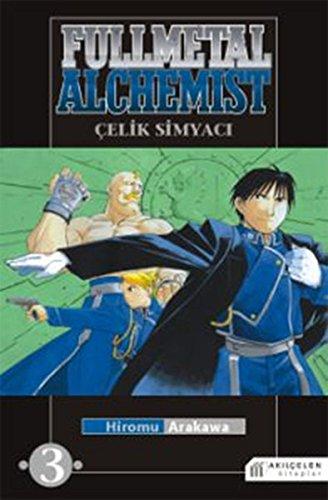 Fullmetal Alchemistçelik simyaci 3