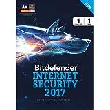 #5: BitDefender Internet Security 2017 - 1 Device, 1 Year Windows (CD)
