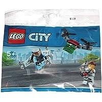 LEGO City Sky Police Jetpack polybag Set 30362 (Bagged)